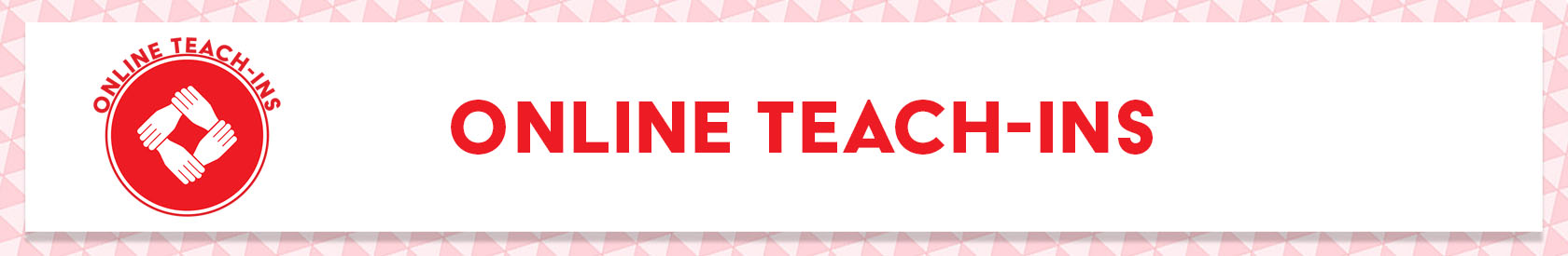 More Light Online Teach-Ins