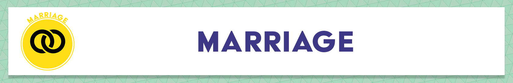 Resources: Marriage