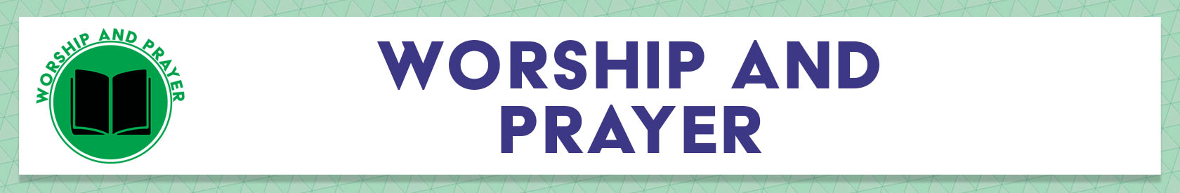 Resources: Worship, Prayer and Liturgy