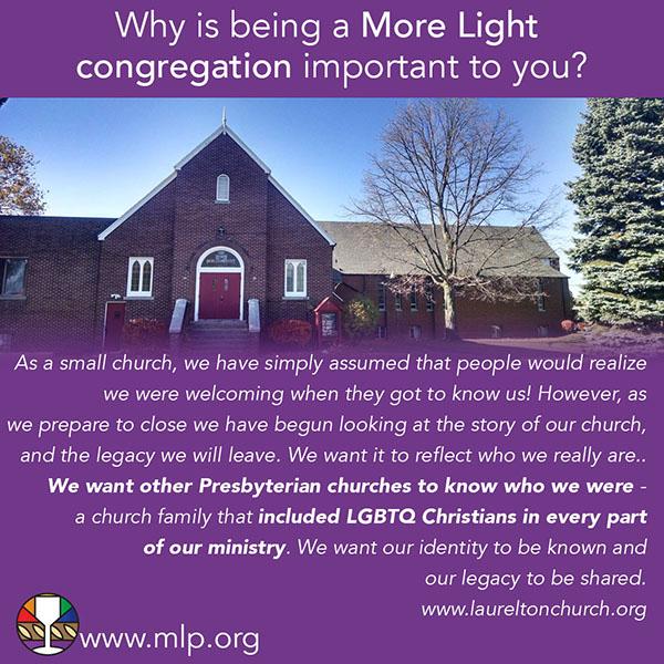 Laurelton United Presbyterian Church, Rochester, NY