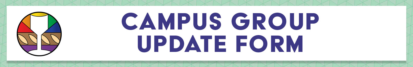 Update Your Campus Group's Information