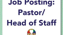 Job Listings – More Light Presbyterians